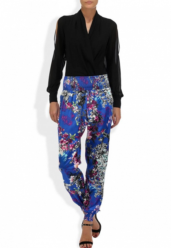Женские широкие и расклешенные брюки Bebe (Бебе) 30A0V101Q807: изображение 6
