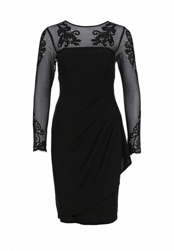 Платье-миди Bebe (Бебе) 70E7D1010000: изображение 1