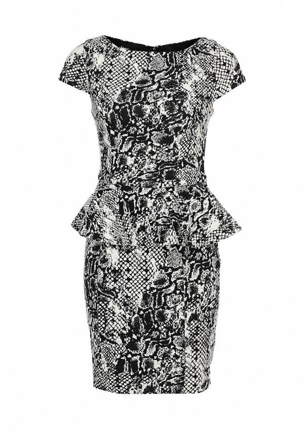 Платье-миди Bebe (Бебе) inf: изображение 4