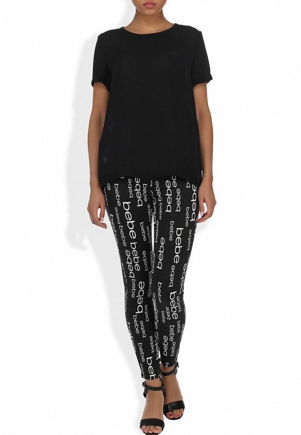 Женские зауженные брюки Bebe (Бебе) 30AUK101N966: изображение 4