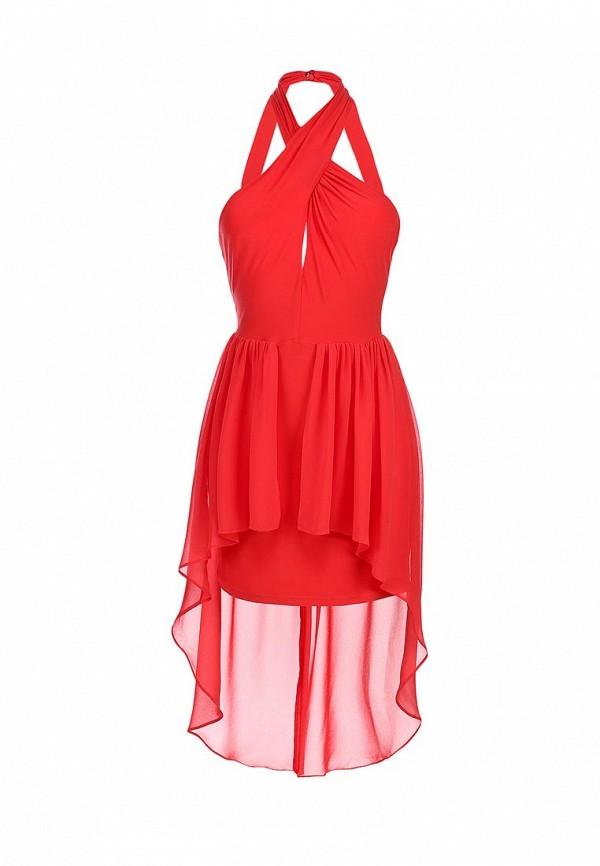 Платье-миди Bebe (Бебе) 70EEE1010000: изображение 1