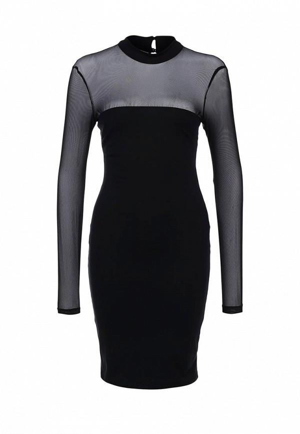 Платье-миди Bebe (Бебе) 70EGZ1010000: изображение 1
