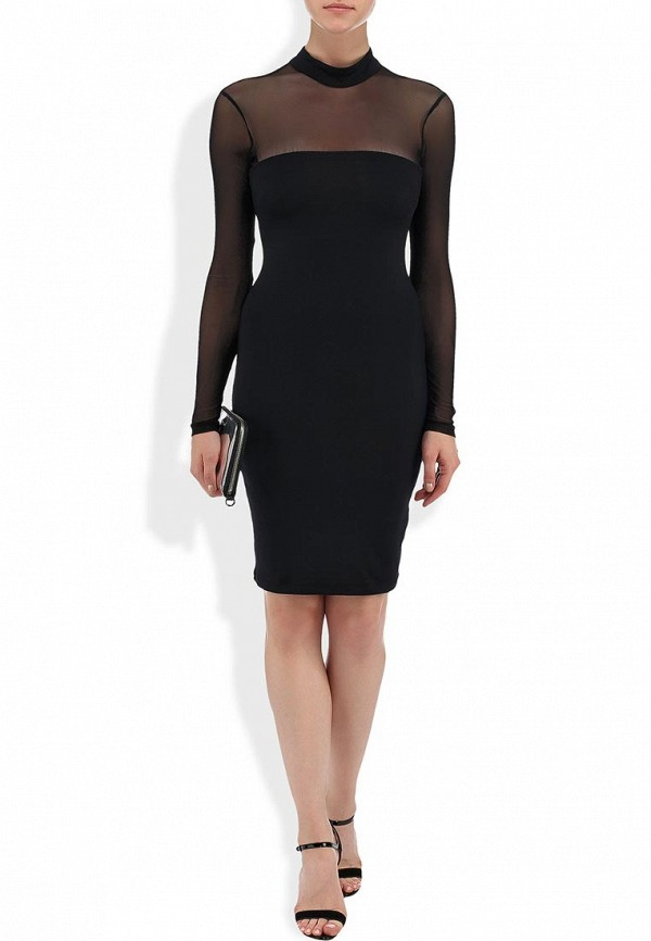 Платье-миди Bebe (Бебе) 70EGZ1010000: изображение 5