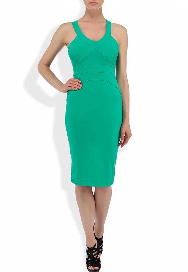 Платье-миди Bebe (Бебе) 70EK6101R928: изображение 3