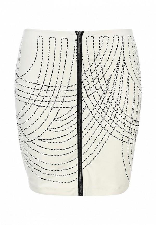 Узкая юбка Bebe (Бебе) S0F43101S547: изображение 1