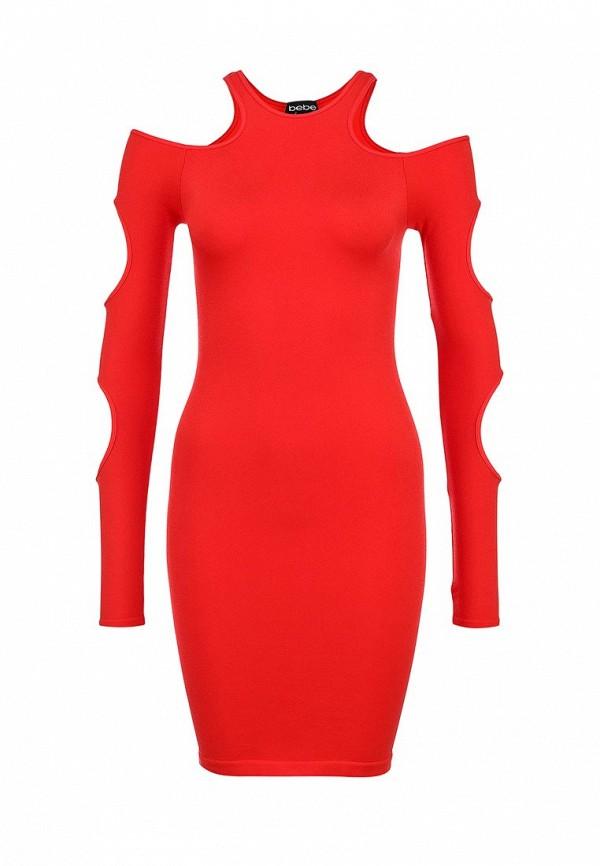 Платье-мини Bebe (Бебе) S0F6X1019600: изображение 1