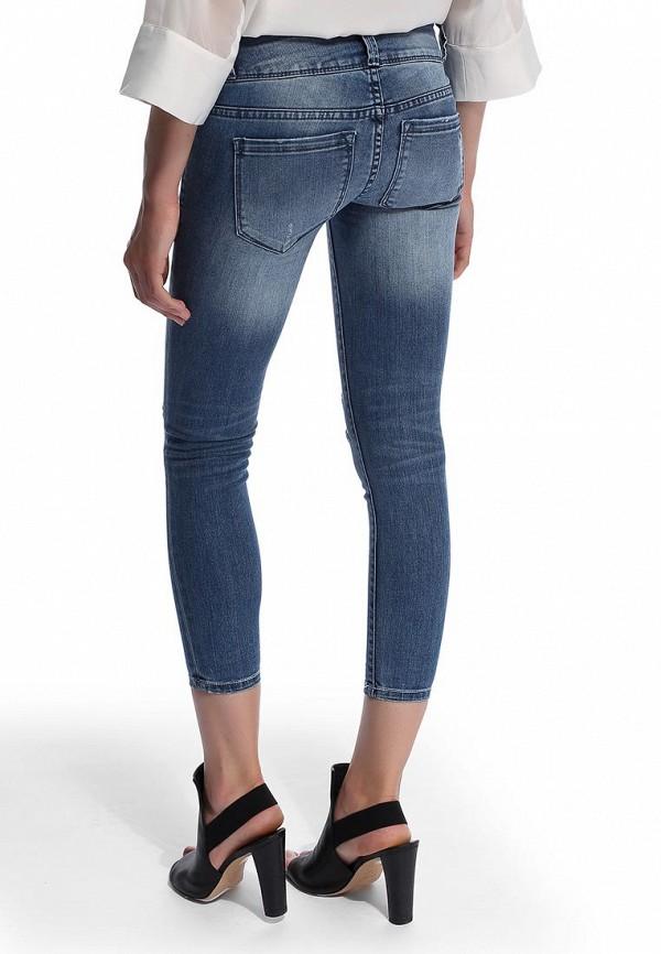 Зауженные джинсы Bebe (Бебе) 30AQ9101S345: изображение 7