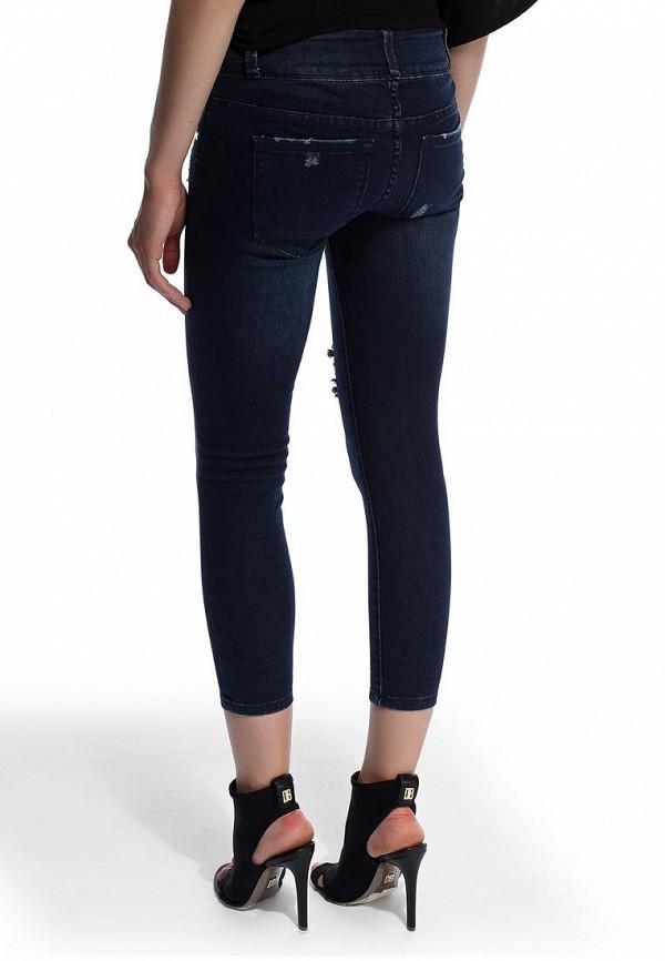 Зауженные джинсы Bebe (Бебе) 30AQ9102S345: изображение 7