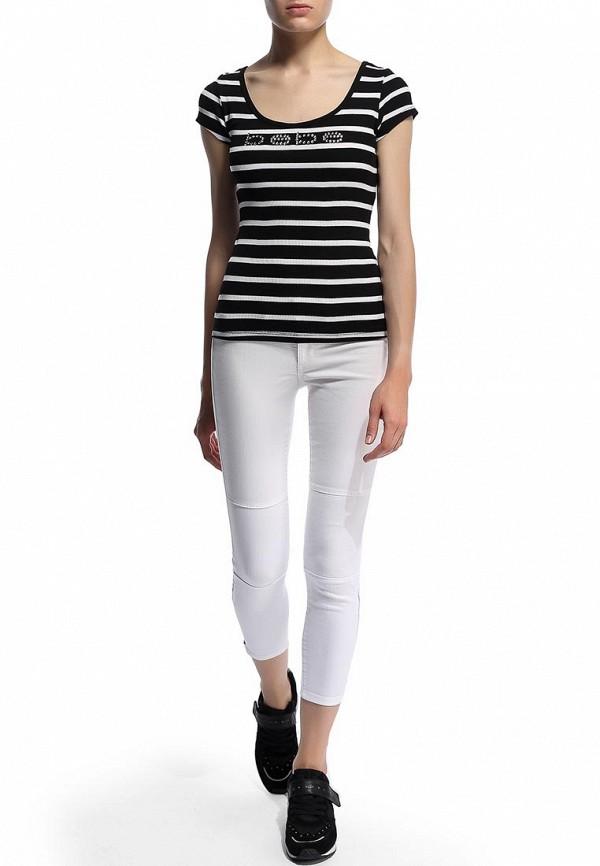 Женские зауженные брюки Bebe (Бебе) 30ATM101Q389: изображение 5