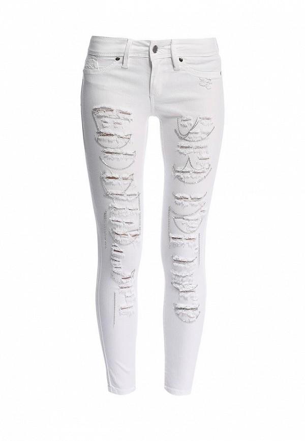 Женские зауженные брюки Bebe (Бебе) 30AW7101Q389: изображение 3
