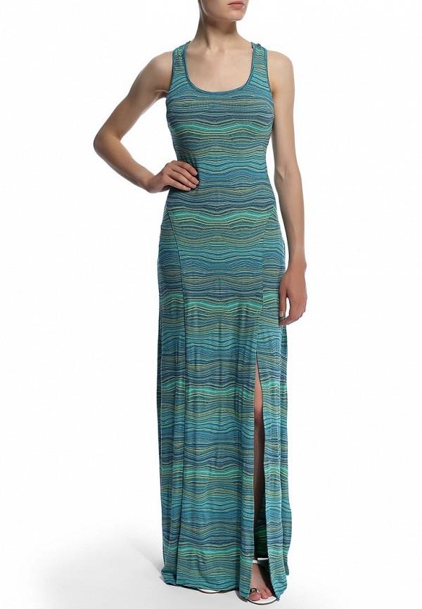 Платье-макси Bebe (Бебе) 70ERJ101S045: изображение 5