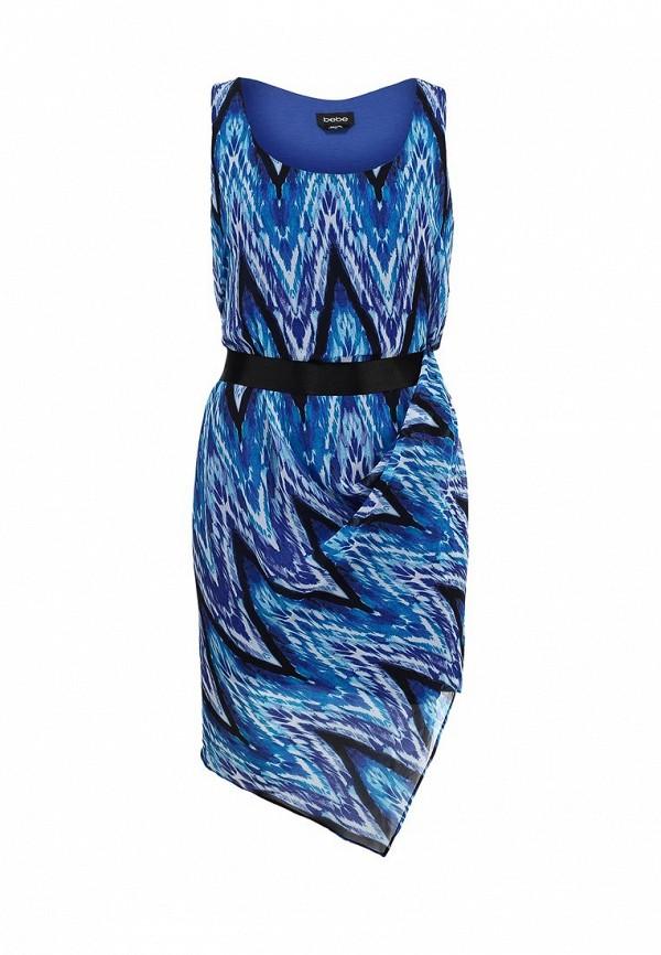 Платье-мини Bebe (Бебе) 70ET3101N646: изображение 1