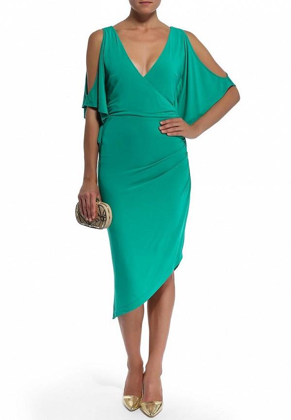 Платье-миди Bebe (Бебе) 70ETC101J009: изображение 5