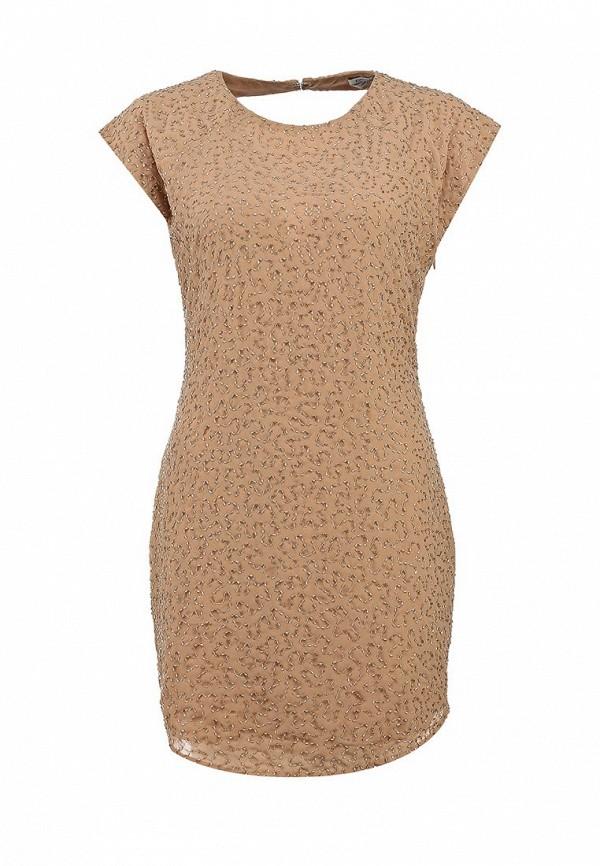 Платье-миди Bebe (Бебе) 70EWP1010000: изображение 1