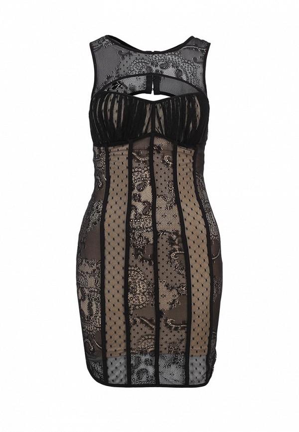 Платье-мини Bebe (Бебе) 70EWZ101L243: изображение 1