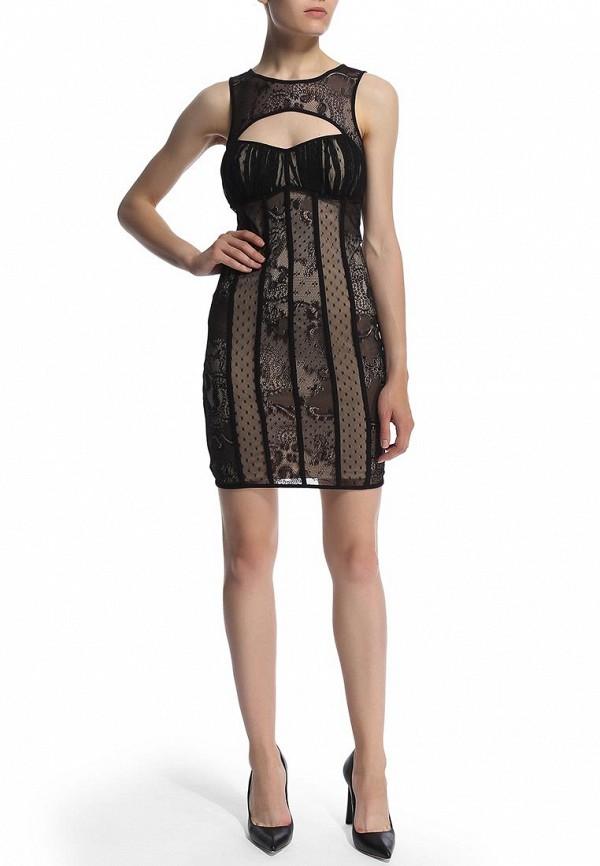 Платье-мини Bebe (Бебе) 70EWZ101L243: изображение 5