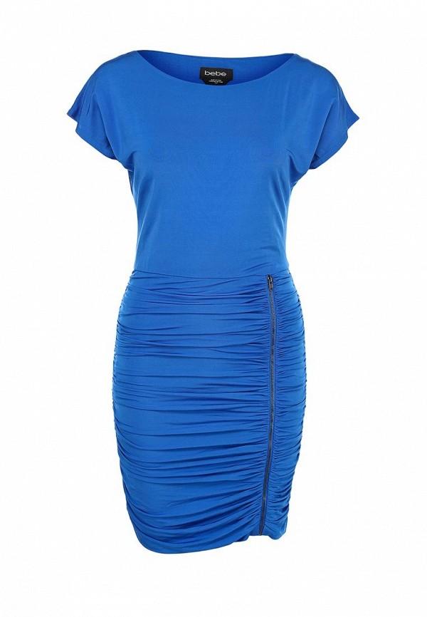 Платье-миди Bebe (Бебе) 70EX3101J009: изображение 1