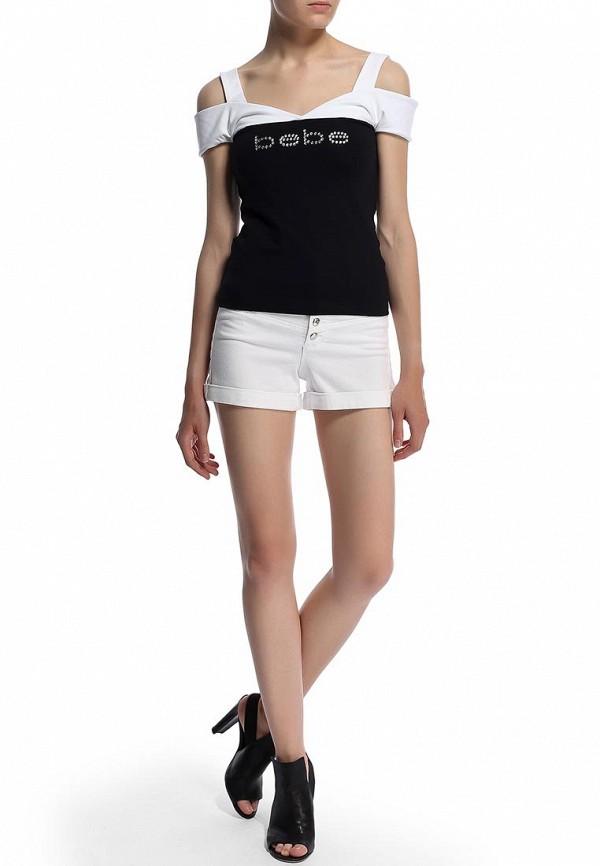 Женские повседневные шорты Bebe (Бебе) 904W5101O169: изображение 5