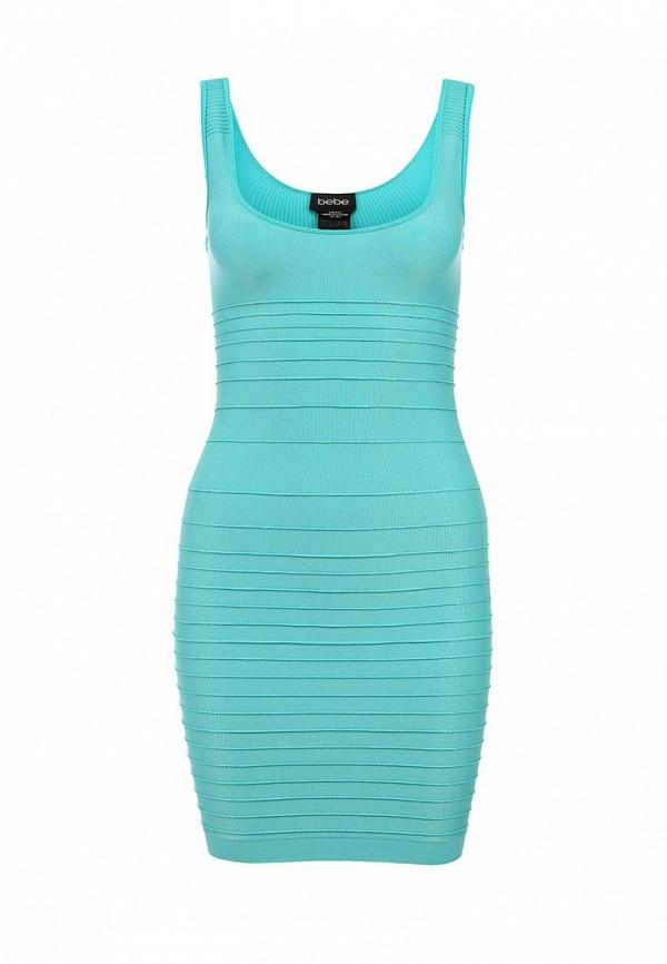 Повседневное платье Bebe (Бебе) S0C4E1010000: изображение 1