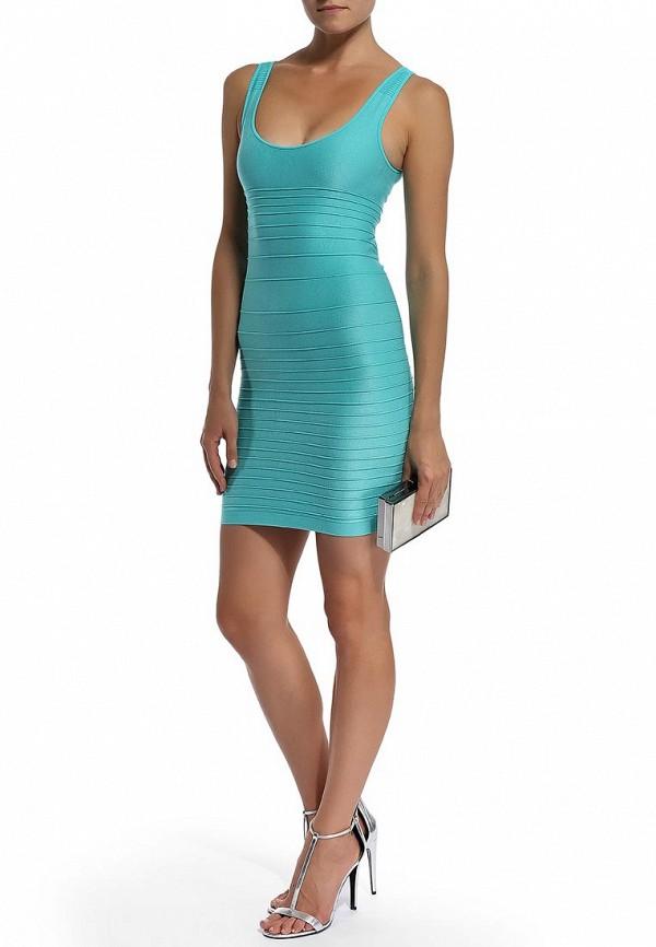 Повседневное платье Bebe (Бебе) S0C4E1010000: изображение 3