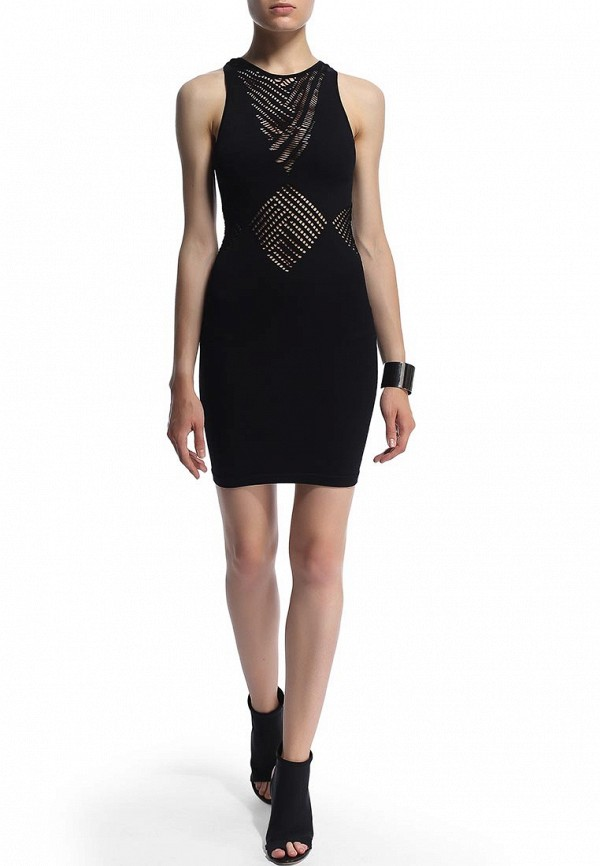 Платье-мини Bebe (Бебе) S0FQ41019600: изображение 5