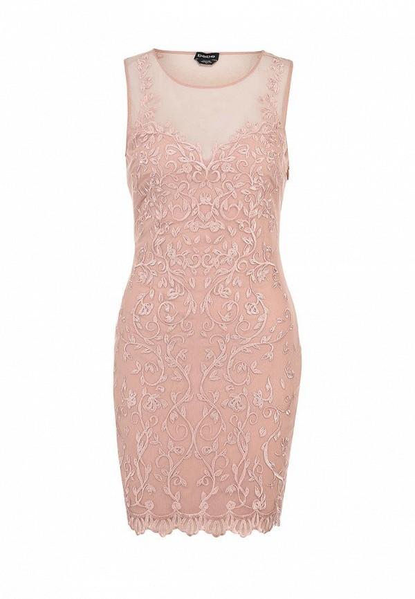 Платье-миди Bebe (Бебе) 70CNU101Q562: изображение 1