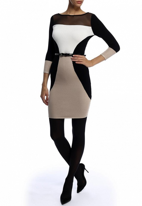 Платье-миди Bebe (Бебе) S0GBM1019500: изображение 4