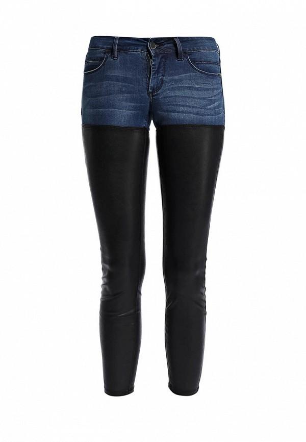 Прямые джинсы Bebe (Бебе) 30B1R101T126: изображение 1