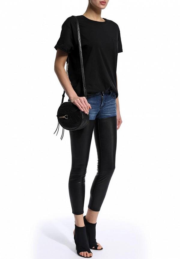 Прямые джинсы Bebe (Бебе) 30B1R101T126: изображение 3