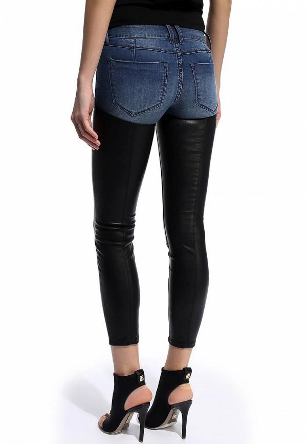 Прямые джинсы Bebe (Бебе) 30B1R101T126: изображение 4