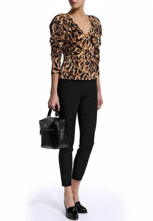 Женские зауженные брюки Bebe (Бебе) 30B0W101Q841: изображение 4
