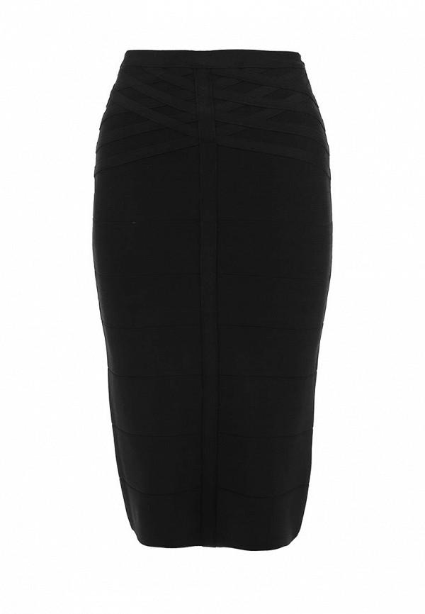 Прямая юбка Bebe (Бебе) S0G1B1019500: изображение 1