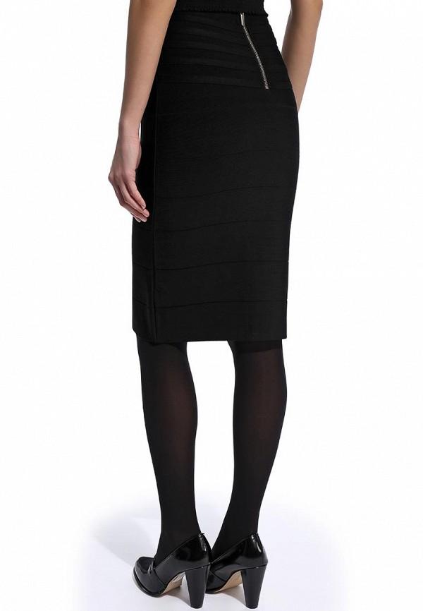 Прямая юбка Bebe (Бебе) S0G1B1019500: изображение 4