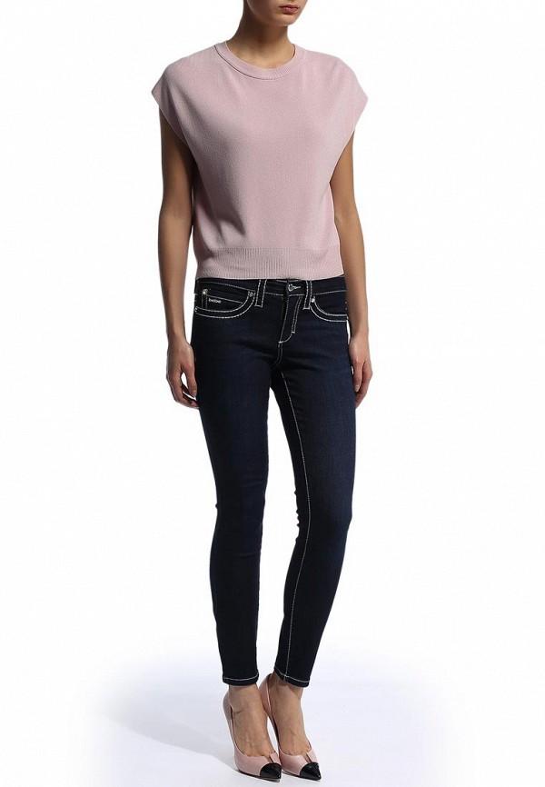 Зауженные джинсы Bebe (Бебе) 30AFE103L685: изображение 2