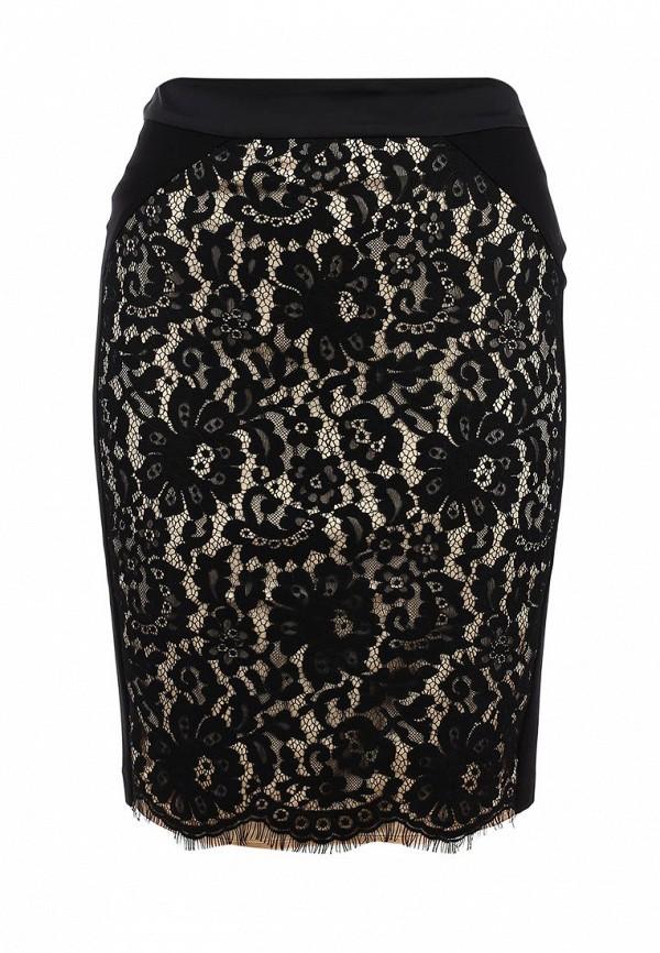 Прямая юбка Bebe (Бебе) 206M7101T703: изображение 1