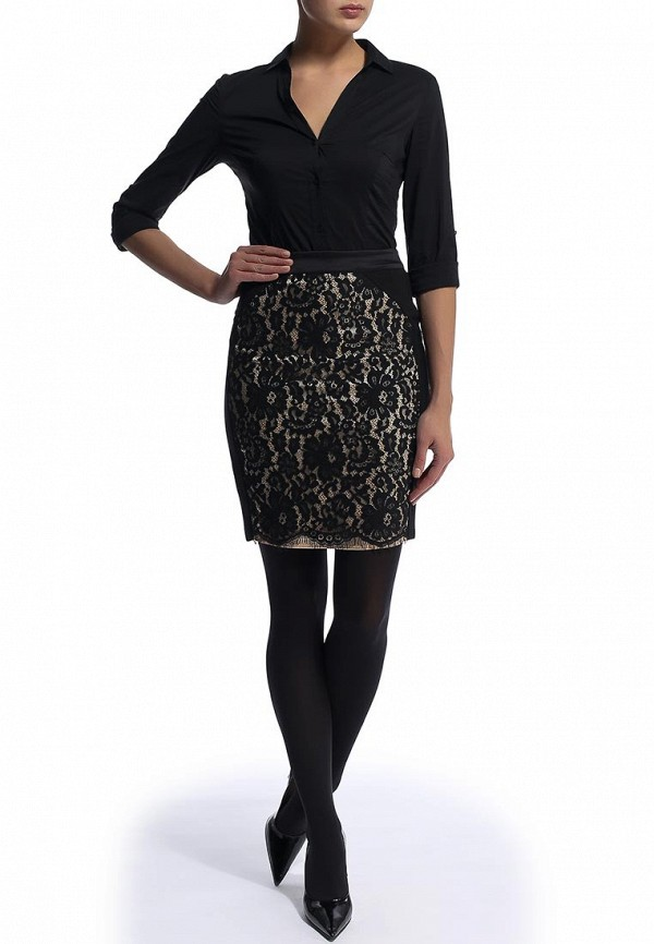 Прямая юбка Bebe (Бебе) 206M7101T703: изображение 2