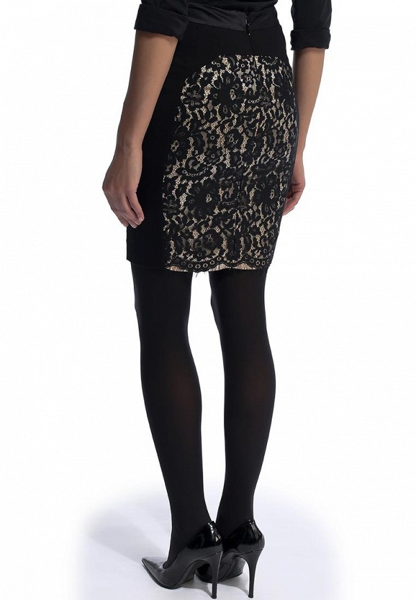 Прямая юбка Bebe (Бебе) 206M7101T703: изображение 3