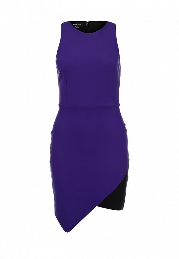 Платье-мини Bebe (Бебе) 70FGU101S288: изображение 1