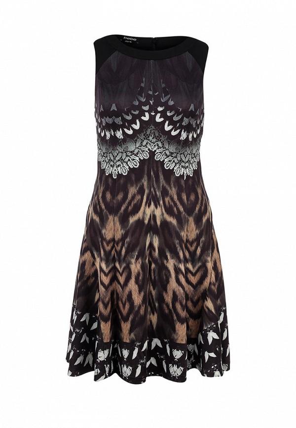 Платье-миди Bebe (Бебе) 70FKQ101S888: изображение 1