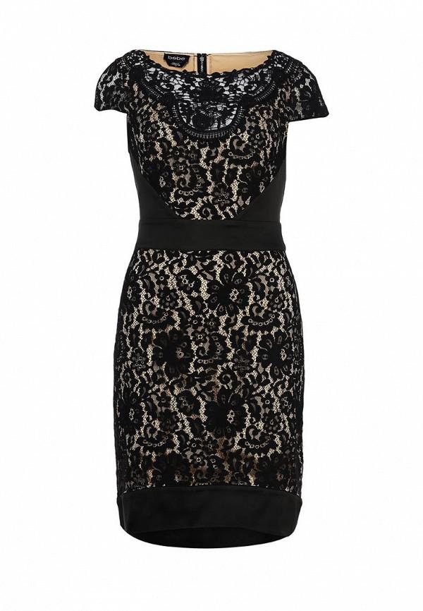 Платье-миди Bebe (Бебе) 70FLA101T703: изображение 1