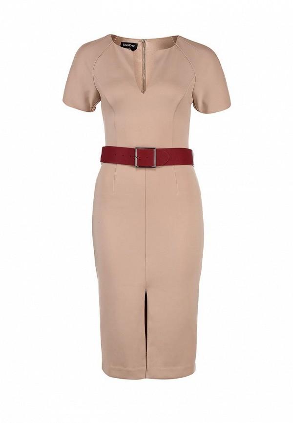 Платье-миди Bebe (Бебе) 70FMP101S887: изображение 1