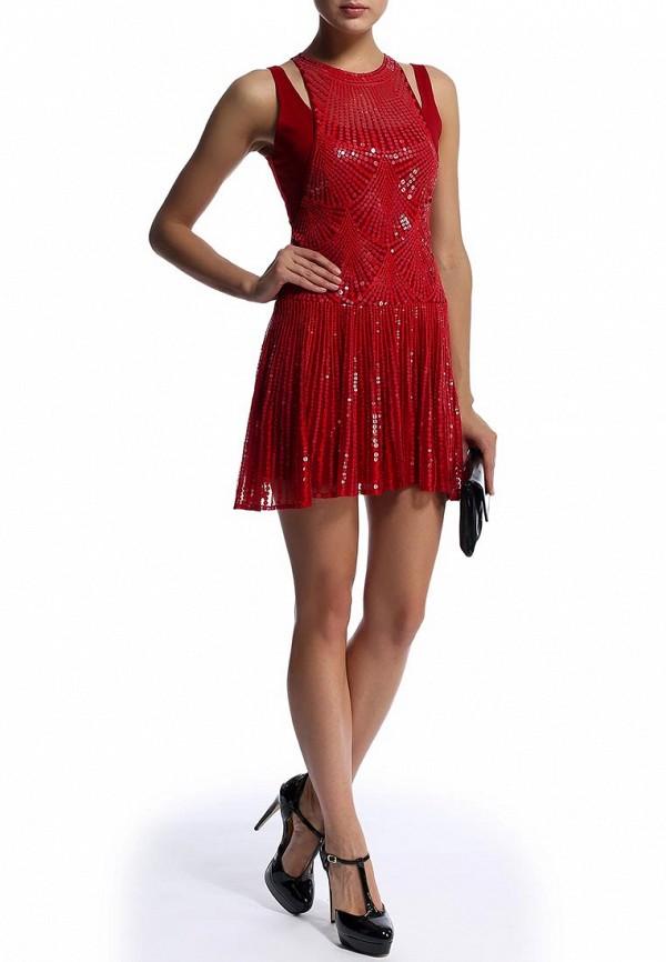 Платье-мини Bebe (Бебе) 70FPV102S760: изображение 2