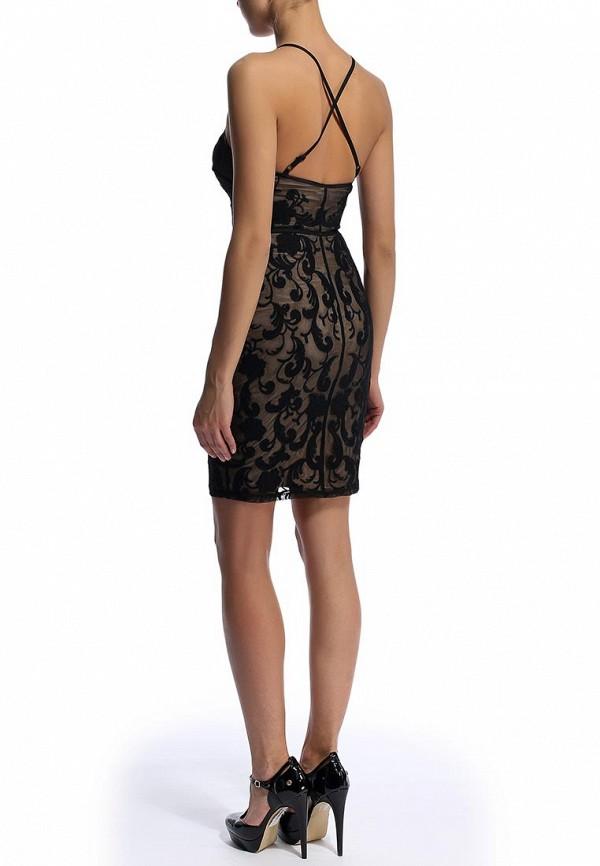 Платье-миди Bebe (Бебе) 70FRE101T999: изображение 3