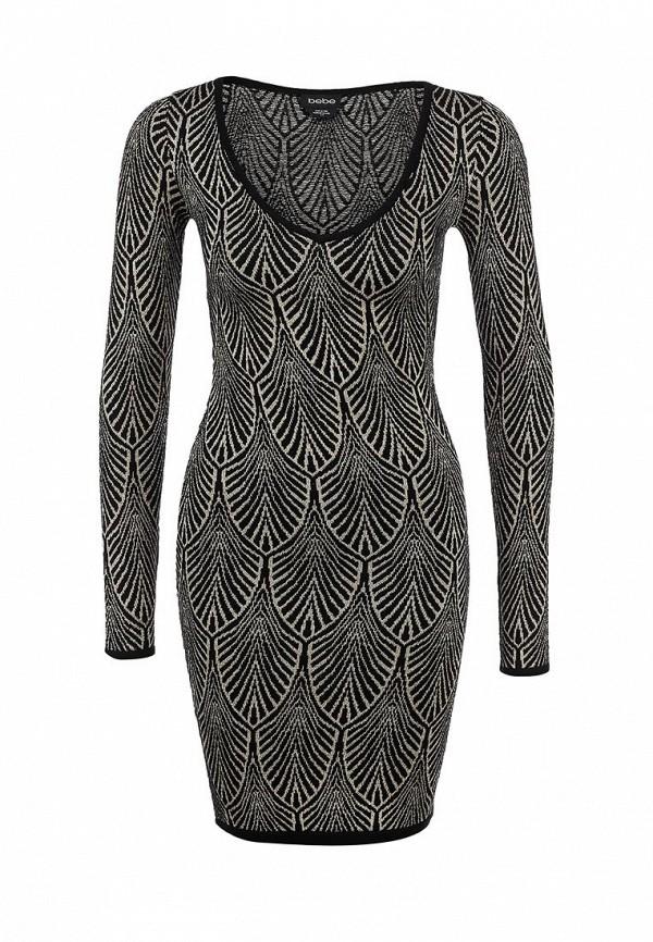 Вязаное платье Bebe (Бебе) S0FZ21029500: изображение 1