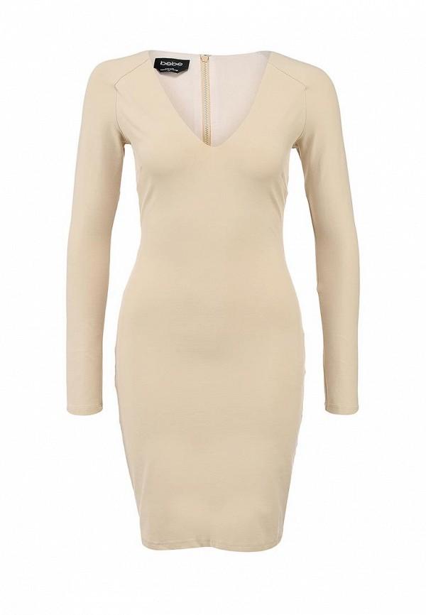 Платье-миди Bebe (Бебе) 70DPG107M472: изображение 1