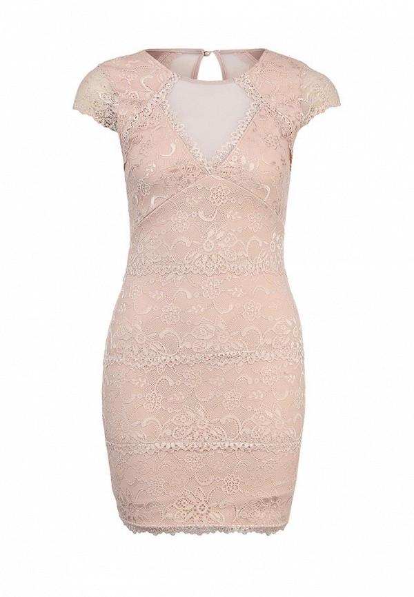 Платье-мини Bebe (Бебе) 70FWH101U201: изображение 1