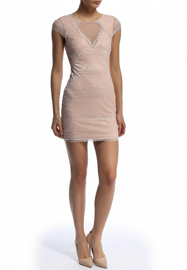 Платье-мини Bebe (Бебе) 70FWH101U201: изображение 2