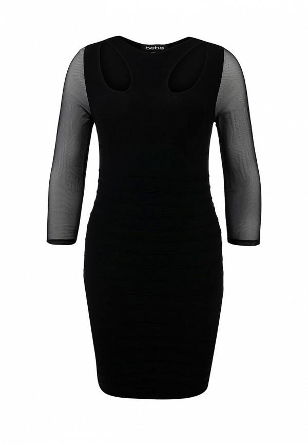 Платье-мини Bebe (Бебе) S0G8D1019600: изображение 1