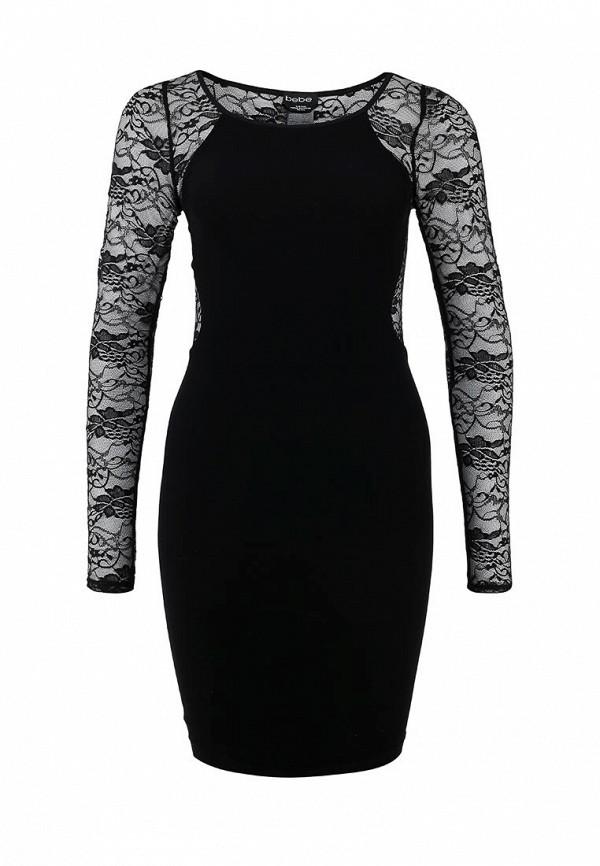 Платье-мини Bebe (Бебе) S0GAR1019600: изображение 1