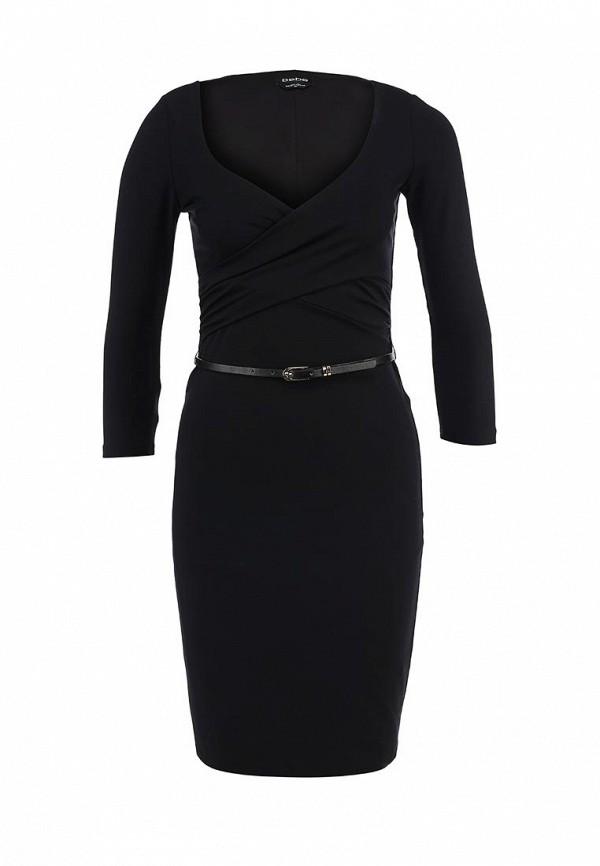 Платье-миди Bebe (Бебе) 70FXL1010000: изображение 1